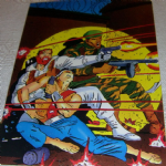 1994 GI Joe 30th Salute #33 cover gi joe #61 Trading card